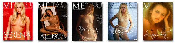 MET-Art Mosterotic Magicnude Cover