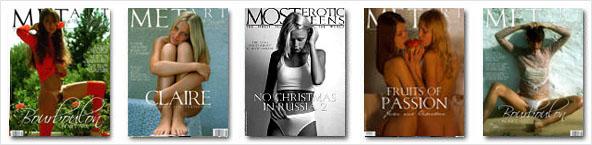 MET-Art Mosterotic Metgirls Cover
